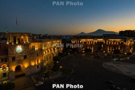 New government taking shape in Armenia