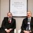 Что обсуждали Пашинян и Алиев в Давосе