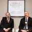 Armenian PM holds informal meeting with Azerbaijan's President