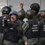 Стычки между военными и протестующими в Венесуэле: Есть жертвы