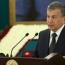 Президент Узбекистана поздравил Пашиняна: «Убежден в развитии армяно-узбекских отношений»