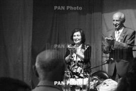 Легендарной разведчице Гоар Вартанян исполнилось 93 года
