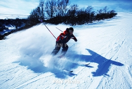 New skiing center opening in Armenia's north