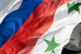 Russian officers found three arms caches in Syria in January