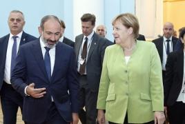 Merkel, Pashinyan to meet in Berlin on Feb. 1