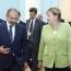 Пашинян отправится в Германию по приглашению Меркель