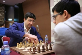 Grandmaster Vladimir Kramnik announces end of chess career