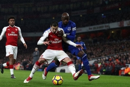 Mkhitaryan received no booking for conceding 14 fouls 2018/19 season