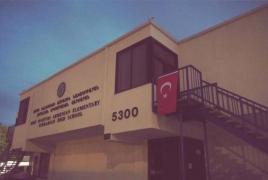 LA community condemns hate crimes at Armenian schools