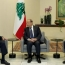 Two Armenians named Ministers in Lebanon's new government