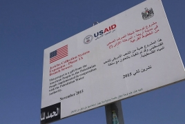 USAID cuts aid to Palestinians in West Bank and Gaza