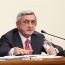 Armenia ex-President 'questioned in case probing 10-year-old clashes'