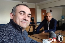 Azerbaijani journalist visits Armenia, interviews presidential adviser