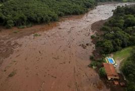 Число жертв прорыва дамбы в Бразилии достигло 134