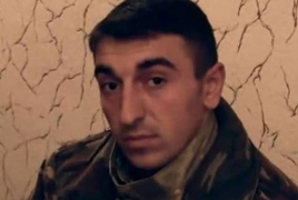 Artsakh releases Azerbaijani soldier after two-year jail sentence
