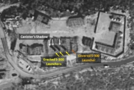 Satellite image shows Syria's S-300 system ready for service