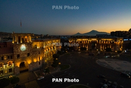 Russian tourists prefer Yerevan on Valentine's Day