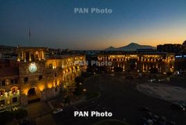 Russian tourists prefer Yerevan on Valentine's Day