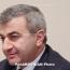 Ղուլյան. 2016-ին Սերժ Սարգսյանի հետ հանդիպումից հետո ՀՀ և Արցախի դիրքորոշումներն ավելի են կոշտացել