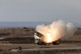 Hezbollah leader urges Lebanon to obtain Iranian air defense missiles