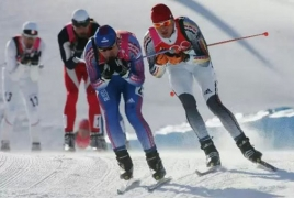 Five Armenians will compete at World Ski Championships