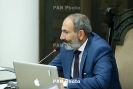 Pashinyan signals start of economic revolution with new govt. program