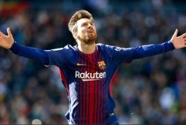 Месси превзошел Роналду в списке самых высокооплачиваемых футболистов