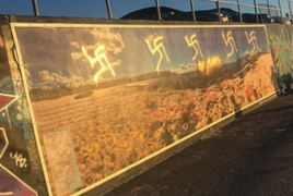 Armenian Committee slams Sydney swastikas as display of racism