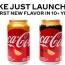 Появится новая Coca-Cola - со вкусом апельсина и ванили