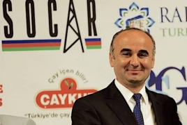 Turkish lobbyist caught laundering Azeri oil money walks out of court