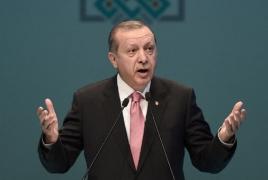 Erdogan: Macron a