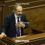 Pashinyan thanks MEP Engel for