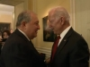 Armenian President puts Biden on the spot