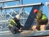 VivaCell-MTS helps install solar heating system in rural kindergarten