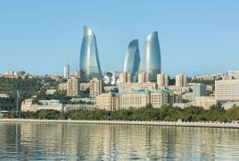 OSCE Minsk Group co-chairs, Azeri leader talk Karabakh in Baku