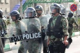 Iranian police arrest eight over terror attacks against IRGC