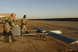 Iran says picked up drones control in US Command Center