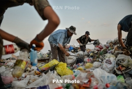 Armenia looks to ban plastic bags from 2022