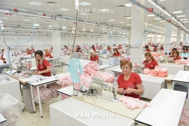 Armenian fashion and textile products headed to major Moscow expo