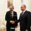 Pashinyan, Putin talk allied relations over the phone