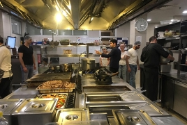 Pahest33-ի և Santafe-ի «Ապագա խոհարարներ» ծրագրի շրջանակում 12 երիտասարդ 3 ամիս խոհարարություն կսովորեն