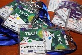 «Ռոստելեկոմը» պարգևատրել է Startup Boost Weekend-ի հաղթող ուսանողներին