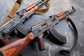 Armenia exported weapons to Bulgaria in 2017-2018