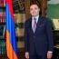 Посол РА в РФ: Возмущены участием российских парламентариев в антиармянском шествии в Баку