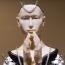 В Японии создали робота в виде буддийского божества для чтения проповедей в храме