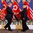 «Смогли преодолеть все препятствия»: Трамп и Ким Чен Ын встретились во Вьетнаме