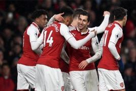 Гол и 2 передачи: Мхитарян помог «Арсеналу» разгромить «Борнмут»