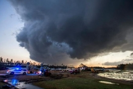 Tornadoes leave at least 23 dead in U.S. state of Alabama