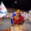 Armenian culture paraded through São Paulo at Brazilian Carnival