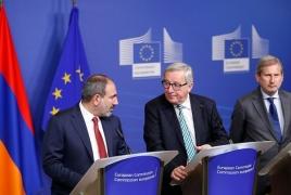 Յունկեր. ՀՀ-ն և ԵՄ-ն դաշնակիցներ են, կօգնենք այնքան, ինչքան ցանկանա